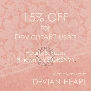 Storenvy Discount Coupon by Ninelyn