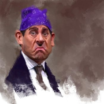 prison mike by justinoronos