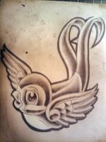 tattoo new by WillemXSM