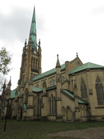 Toronto - St. James Cathedral IV by Ammoniite