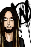 Brian Head Welch by AnnSanityOo