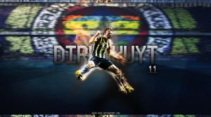Kuyt Wallpaper 2 by napolion06