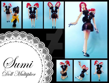 'Sumi' - Doll Multiplier by GoldenArpeggio