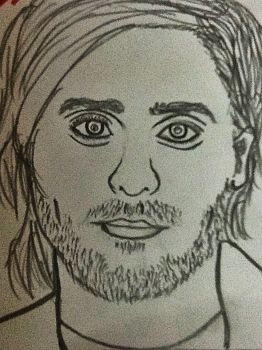 Jared Leto by HimeSam