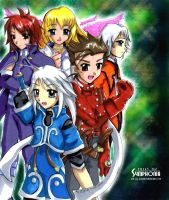 Tales of Symphonia 2007 by ellana