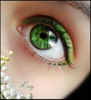 May Eye by BlazingElysium