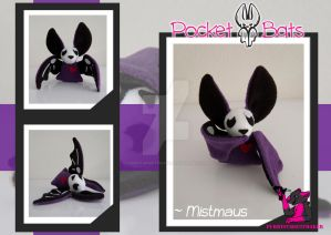 PocketBat - Mistmaus by FurryFursuitMaker