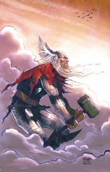 Thor color by kevinmellon
