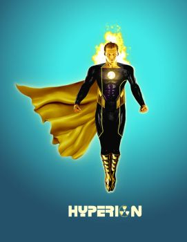 Hyperion of the Squadron Supreme by Gene-Mederos