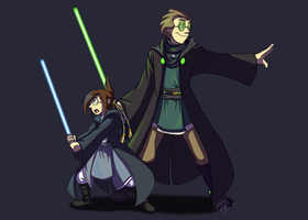 CC: Use the Force by forte-girl7