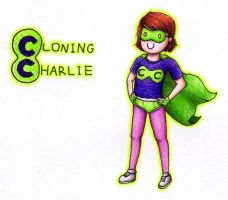 Cloning Charlie by elooly