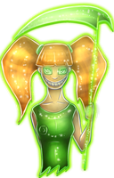 Miss Green by Green-Nightingale