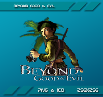 Beyond good and Evil Dock Icon by Dohc-WP