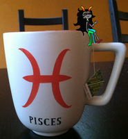 Pisces and Tea by AnyaBlood1632