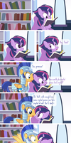 Comic Block: EfCE 13 (The Crystal Flash) by dm29