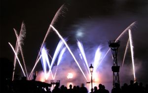 Illuminations in Blue by AreteEirene