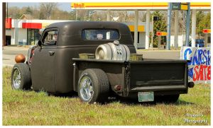 A Cool Rat Rod Truck by TheMan268