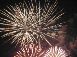 Bonfire Night 2014 by violet-greenacre