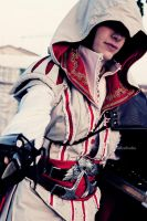 My Ezio Auditore cosplay by Nymie