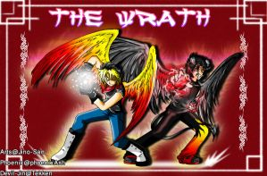 The Wrath of Devil and Phoenix by JinoSan