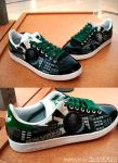 Mic Sneakers by nedashi