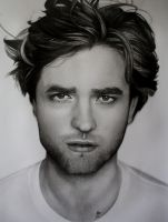 Robert Pattinson by SandraSaar