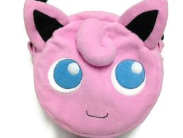 Jigglypuff the dragon slayer the purse by Eyeheartz0rd