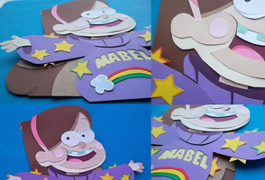 Mabel's Light Up Sweater - Details by KatelynJayne