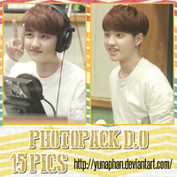 PHOTOPACK D.O (EXO) #44 by YunaPhan