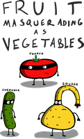Fruigetables by Arkholt