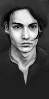 Mr. Depp by demonkitty0