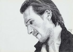 Ralph Fiennes by ISG-Art