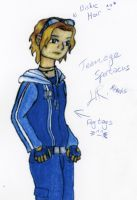 Teen Sportacus by Lady-Mage