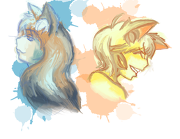 Wolves by FULLMETALSOS