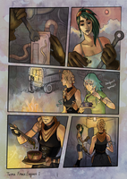 Terra Firma: Engines page 1 by DiePestArzt