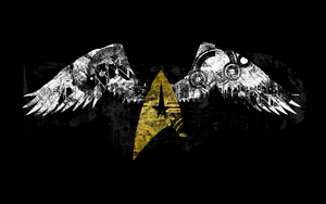 Trek Grunge Wallpaper by the-wasd-man