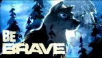 balto, be brave by francisc112