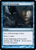 Pact of Knowledge by JTMS