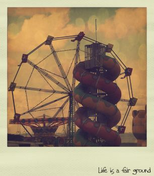 Life Is A Fairground by TeapotMysteries