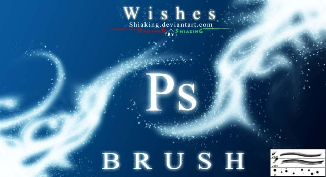 Wishes Ps Brush by shiaking