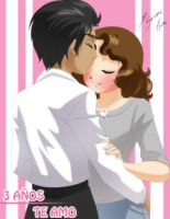 Aniversario - Kiss by Shinta-Girl