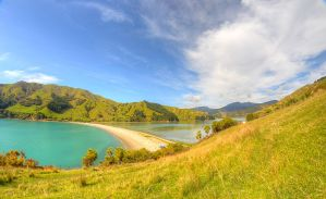Cable Bay by Cowabungabro