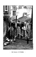 old streets of Istanbul 2 by chavezding