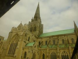 Chichester Cathedral: 4 by yaschaeffer