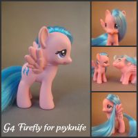 G4 Firefly for psyknife by hannaliten