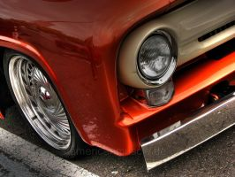 50s ford truck by AmericanMuscle
