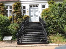 iron staircase by stock1-2-3