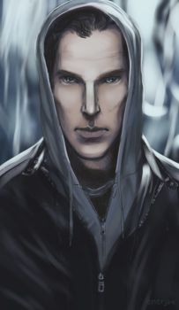 Benedict Cumberbatch - Star Trek Into Darkness by applejaxshii