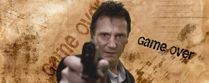 signature Liam Neeson by wales48