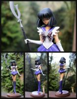 Sailor Saturn Resin Figure by shadowvfx